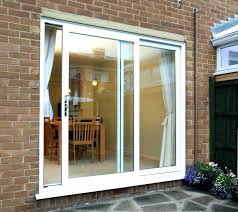 replace window with french doors changing bay to