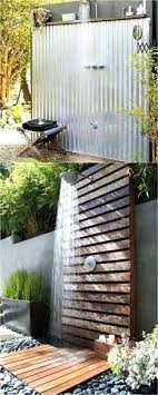diy outdoor shower inspiring outdoor showers lots of ideas on how to build enclosures with simple diy outdoor shower outdoor shower plans