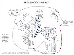 vintage bc rich wiring diagrams neal moser guitars fine custom eagle or mockingbird circuit