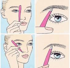 this guide will help you shape your brows perfectly