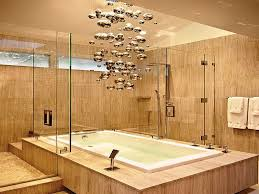 image of bathroom ceiling light fixtures contemporary