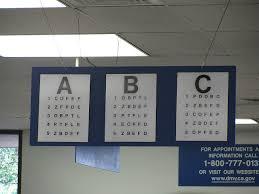 Florida Dmv Vision Test Chart Florida Dmv Vision Test Chart Best Picture Of Chart