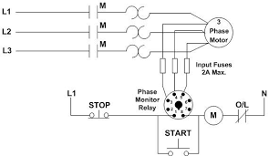 phase sequence wiring diagram c liquid level relay l l is used to phase sequence wiring diagram c liquid level relay l l is used to monitor
