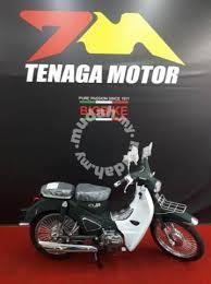 Sale Motor Classic Motor Wmoto Cub Classic 110