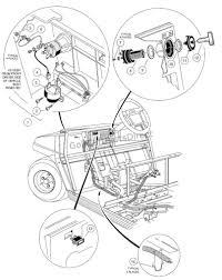 Ez go txt wiring diagram dcs gas golf cart electric 98 physical connections diagnoses auto repair
