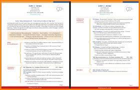 Two Page Resume Sample Two Page Resume Sample Vibrant Creative Two Page Resume Sample 24 Two 18