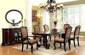 dining set with upholstered chairs formal dining room set with fabric upholstered chairs dining set upholstered