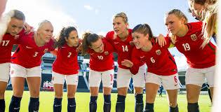 kvinnelandslaget fotball spillere