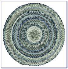7 ft round braided rugs rug designs