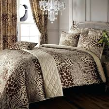 safari print bedding sets safari animal print super king duvet cover curtains with animal print duvet