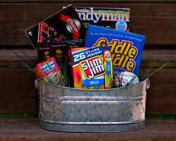 great easter basket ideas for guys