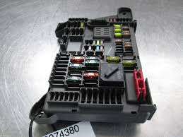 power block fuse relay box trunk 61146931687 oem bmw x5 x6 e70 power block fuse relay box trunk 61146931687 oem bmw x5 x6 e70 e71 2007 13