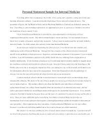 Personal Statement For College 15 Law School Personal Statement Example Sample Paystub