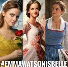 Emma As Belle La Belle Et La B Te Pinterest La B Te La