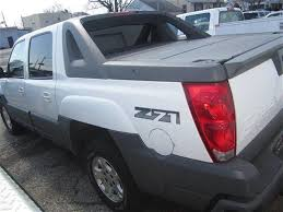2002 Used Chevrolet Avalanche 4X4 / Z71 / 5.3L V8 at Contact Us ...