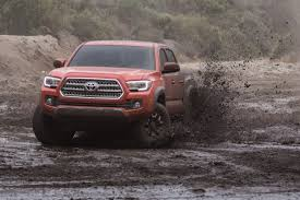 2016 Toyota Tacoma: All-new truck gives more amenities, multiple ...