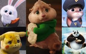 Những nhân vật dễ thương trong các bộ phim hoạt hình về động vật