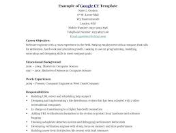 Libreoffice Resume Template – Foodcity.me