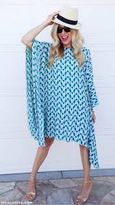 The Perfect Summer Caftan Dress Tutorial Riva La Diva