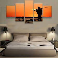 Hunting Decor For Living Room Online Get Cheap Hunters Painting Aliexpresscom Alibaba Group