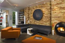 Small Picture Stone Wall Interior Design Living Room Carameloffers