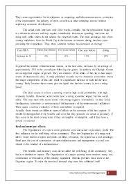 mega event essay 3