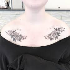 тату на ключице мужские и женские значение татуировок идеи и фото