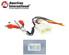 toyota tundra wiring harness toyota amp car stereo cd player wiring harness wire aftermarket radio install fits toyota