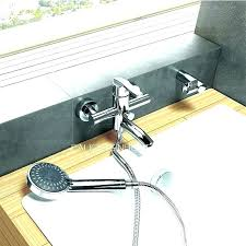 bathtub faucet shower adapter