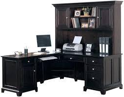 l shaped computer desk office depot furniture desk office adaptations l shaped computer with hutches for