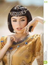 Ancient Egyptian Hair Style beautiful woman with fashion makeup and hairstyle like egyptian 2490 by wearticles.com