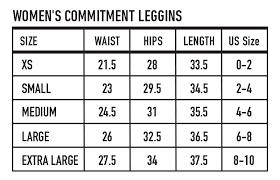 Womens Commitment Leggings Shark Skin