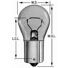 Wagner Automotive Bulb Chart Details About Turn Signal Light Bulb Wagner Lighting 1073