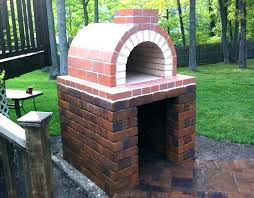 outdoor pizza oven brick backyard pizza oven plans outdoor pizza oven front view of the family outdoor pizza oven