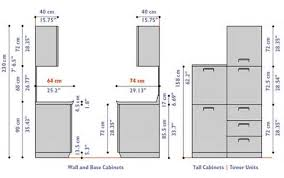 Standard Height For Kitchen Cabinets Impressive Inspiration Ideas