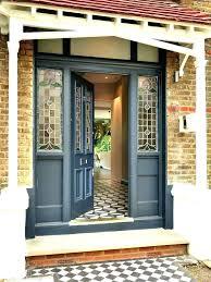 leaded glass front door stained exterior doors nz entry custom stained glass front doors
