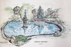 front fountain rendering jpg