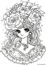 Small Picture Coloring Pages Free Printable Coloring Pages Of Flowers Coloring