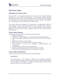 Cover Letter Definition 82 Images Resume Meaning Usage