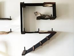 Corner Cat Shelves Corner Cat Wall Shelf 38
