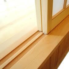 wood sliding patio doors. Solid Wood Sliding Doors Custom Style Lattice Door Track  And Room Patio