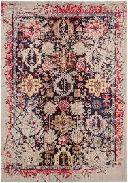 alert famous monaco rug safavieh mnc213d pink and multi area free