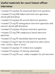 Bunch Ideas of Liaison Resume Sample On Free