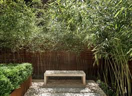 Designer Trees For Small Gardens How To Design A Minimalist Garden Architectural Digest