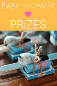 25 Popular Baby Shower Prizes - that won't get tossed in the garbage ...