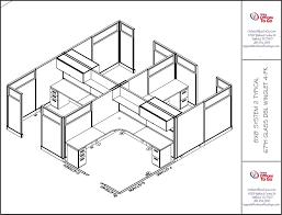 office desk size. Typical Office Size Desk N