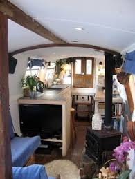 Small Picture Compact Interior Kinda like this layout Houseboats and