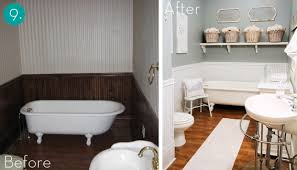 Small Picture Small Bathroom Makeovers 10 Incredible Transformations Curbly