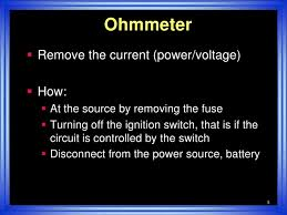 wire harness test simple how to test wiring harness with multimeter How To Check Wiring Harness #46