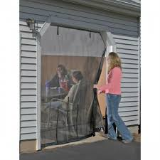 jobar single garage door screen screen doors